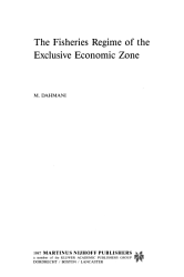 The Fisheries Regime of the Exclusive Economic Zone