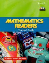 Mathematics Readers: Level 2 Kit