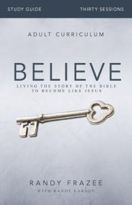 Believe Study Guide Book