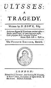 Ulysses: A Tragedy