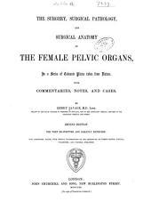 Savage on the Female Pelvic Organs