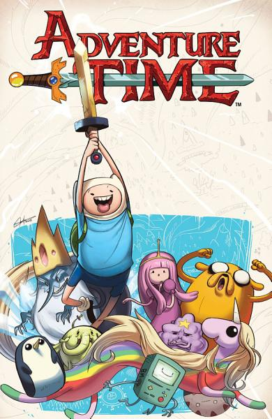 Download Adventure Time Book
