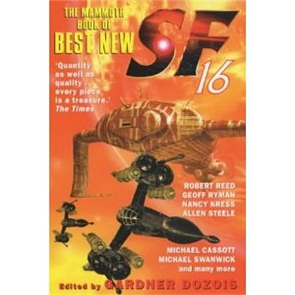 Download The Mammoth Book of Best New SF 16 Book