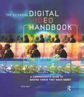 Essential Digital Video Handbook PDF