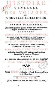 Histoire Generale des Voiages