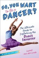 So  You Want to Be a Dancer  PDF