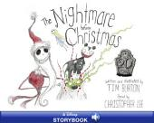 Tim Burton's The Nightmare Before Christmas: A Disney Read-Along Read by Christopher Lee