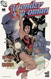 Wonder Woman (2006-) #18