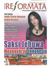 Tabloid Reformata Edisi 65 Agustus Minggu II 2007