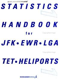 Statistics Handbook for JFK  EWR  LGA  TET  Heliports