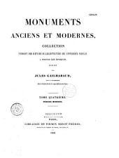 Monuments anciens et modernes..
