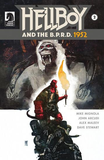 Hellboy and the B P R D   1952  2 PDF