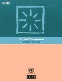 Social Panorama of Latin American 2012 PDF