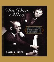 Tin Pan Alley PDF