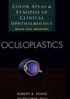 Oculoplastics  Color Atlas   Synopsis of Clinical Ophthalmology  Wills Eye Hospital Series  PDF
