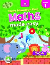 New Number Fun Maths Made Easy – 1