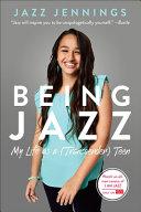 Being Jazz My Life As A Transgender Teen Book PDF