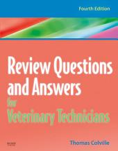 Review Questions and Answers for Veterinary Technicians - REVISED REPRINT - E-Book: Edition 4