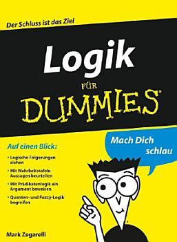 Logik f  r Dummies PDF