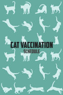 Cat Vaccination Schedule