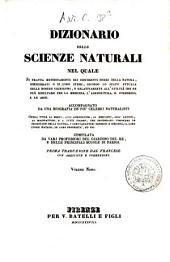 Dizionario delle scienze naturali nel quale si tratta metodicamente dei differenti esseri della natura, ... accompagnato da una biografia de' piu celebri naturalisti, opera utile ai medici, agli agricoltori, ai mercanti, agli artisti, ai manifattori, ...: 9: DAB-DYT.