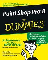 Paint Shop Pro 8 For Dummies PDF