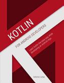 Kotlin for Android Developers PDF
