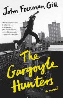 The Gargoyle Hunters Book