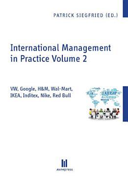 International Management in Practice PDF