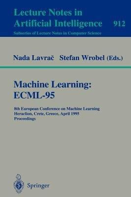 Machine Learning: ECML-95