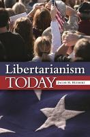 Libertarianism Today PDF