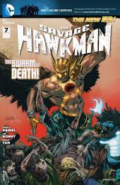 The Savage Hawkman (2012-) #7
