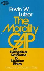 The Morality Gap PDF