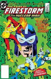 The Fury of Firestorm (1982-) #47