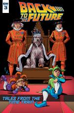 Back to the Future: Tales from the Time Train #3