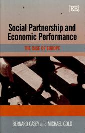 Social Partnership and Economic Performance: The Case of Europe