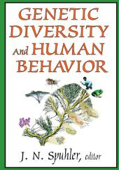 Genetic diversity and human behavior