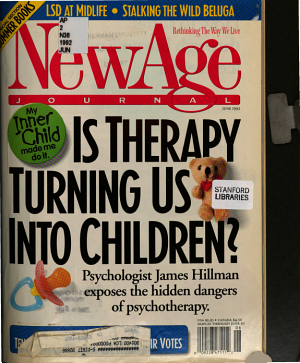 New Age Journal