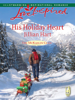His Holiday Heart  Mills   Boon Love Inspired   The McKaslin Clan  Book 12  PDF