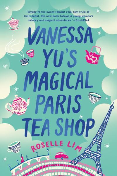Download Vanessa Yu s Magical Paris Tea Shop Book