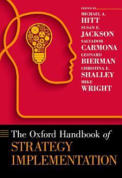 Oxford Handbook of Strategy Implementation PDF