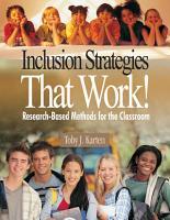 Inclusion Strategies That Work  PDF