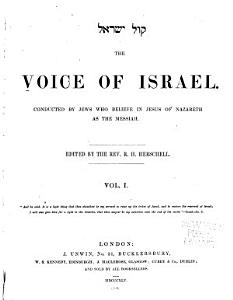 The Voice of Israel PDF
