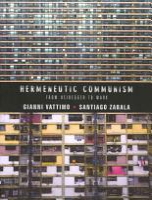 Hermeneutic Communism PDF