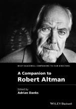 A Companion to Robert Altman PDF