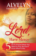 Lord  Have Mercy PDF