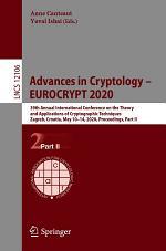 Advances in Cryptology – EUROCRYPT 2020