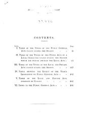 The Public General Statutes: With a List of the Local and Private Acts Passed in the ... Years of the Reign of ... : Being the ... Session of the ... Parliament of the United Kingdom of Great Britain and Ireland, Volume 33