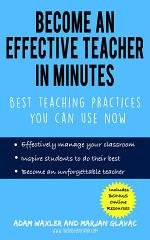 Become an Effective Teacher in Minutes