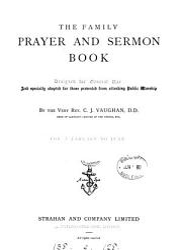 The family prayer and sermon book PDF